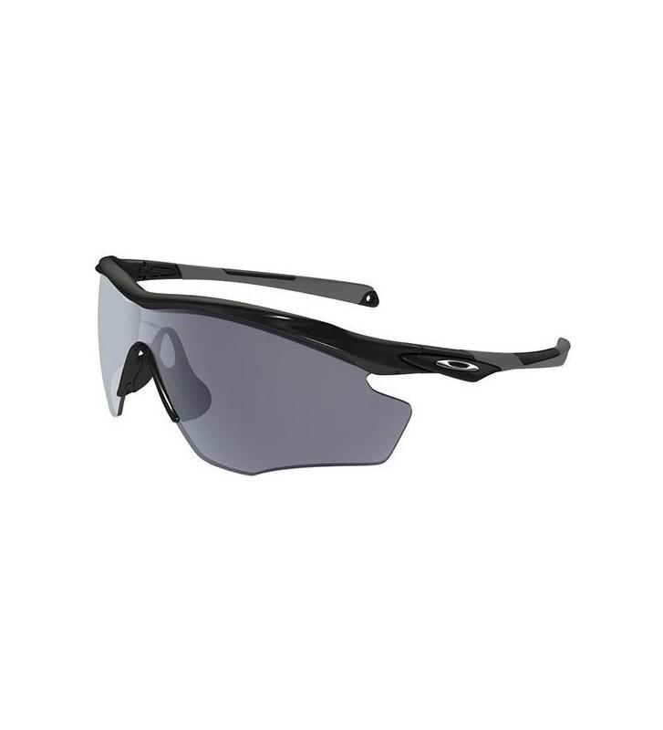 Occhiali da sole OAKLEY M2 FRAME XL 9343-01 Black Grey