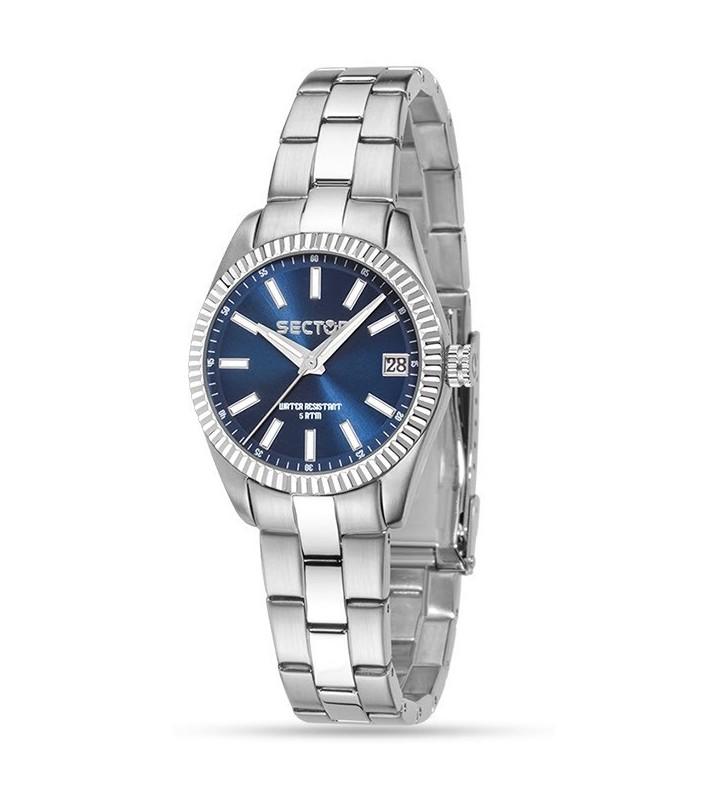 Orologio SECTOR SOLO TEMPO 240 Lady R3253579517 Blue