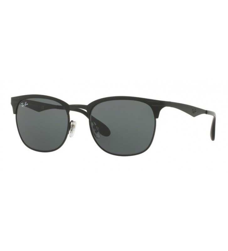 Occhiali sole Ray Ban RB3538 186/71 53 Matte Black on Shiny