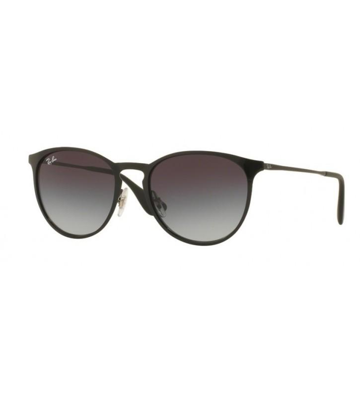 Occhiali sole Ray Ban RB3539 002/8G 54 Black Grey Gradient