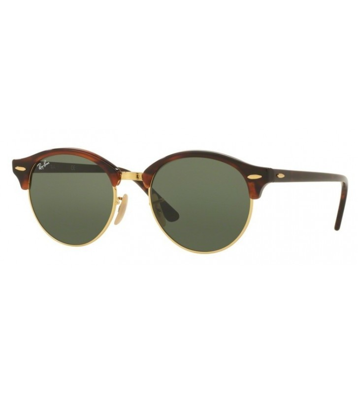 Occhiali sole Ray Ban RB4246 990 51 Red HAVANA Green