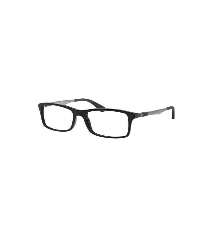 SALDI Occhiali da vista Ray Ban RX7017 - Colore 2000 Calibro 54-17