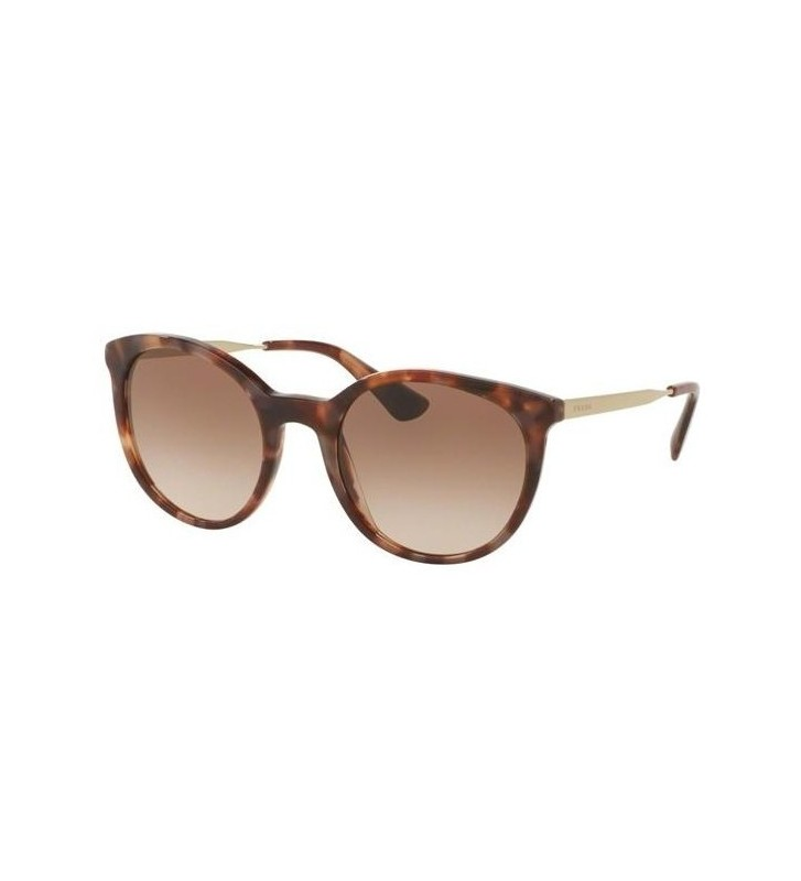 Occhiali sole PRADA MADE IN ITALY Cinema SPR17S UE0-0A6 53 Spotted Brown Pink