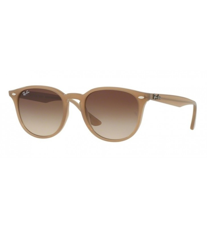 Occhiali sole Ray Ban RB4259 6166/13 51 Opal Beige Brown Gradient