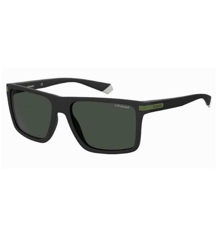 Occhiali da sole POLAROID polarizzati PLD2098/S 7ZJ M9 56-17 Black Green