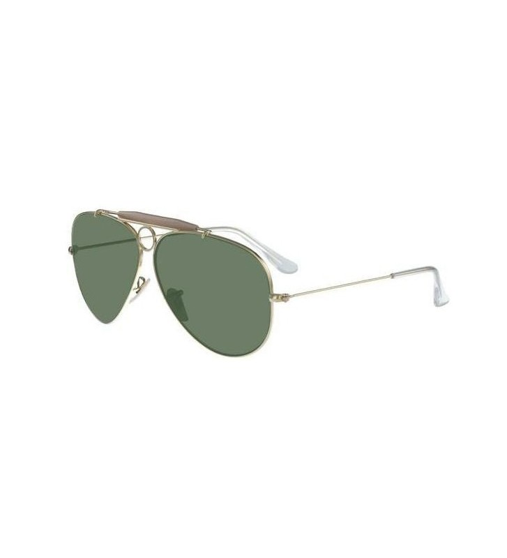 Occhiali sole Ray Ban SHOOTER - RB3138 001 58
