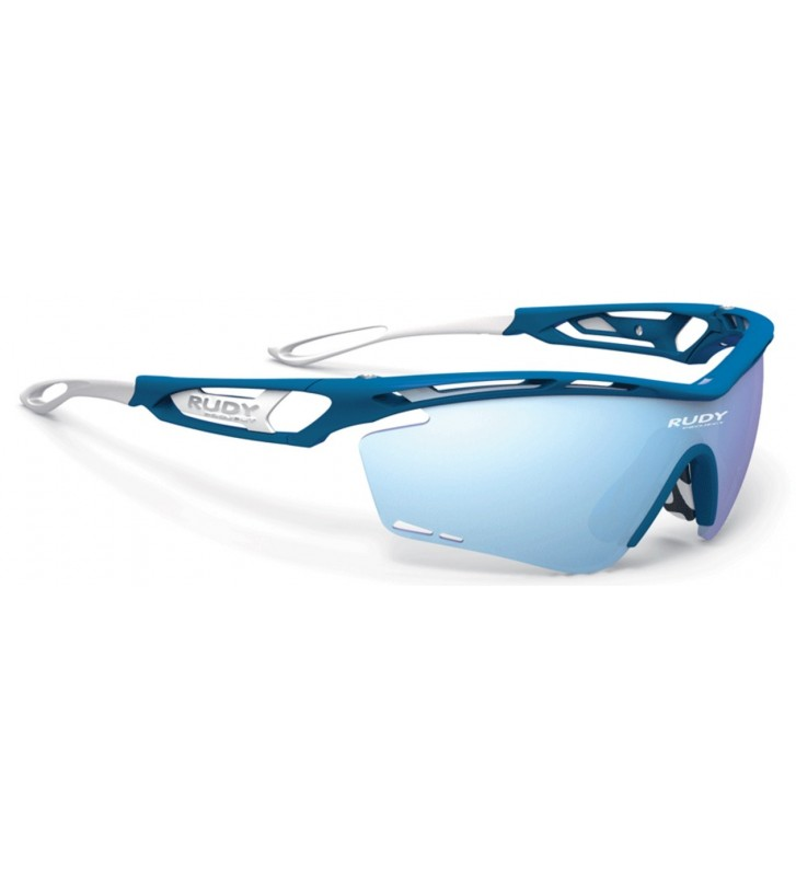 Occhiali RUDY PROJECT TRALYX Blue Metal Matte Multilaser Ice SP396851-0000