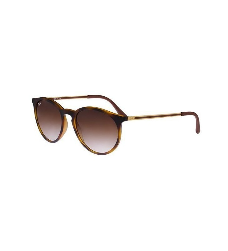 Occhiali sole Ray Ban RB4274 856/13 53 Rubber Havana Brown