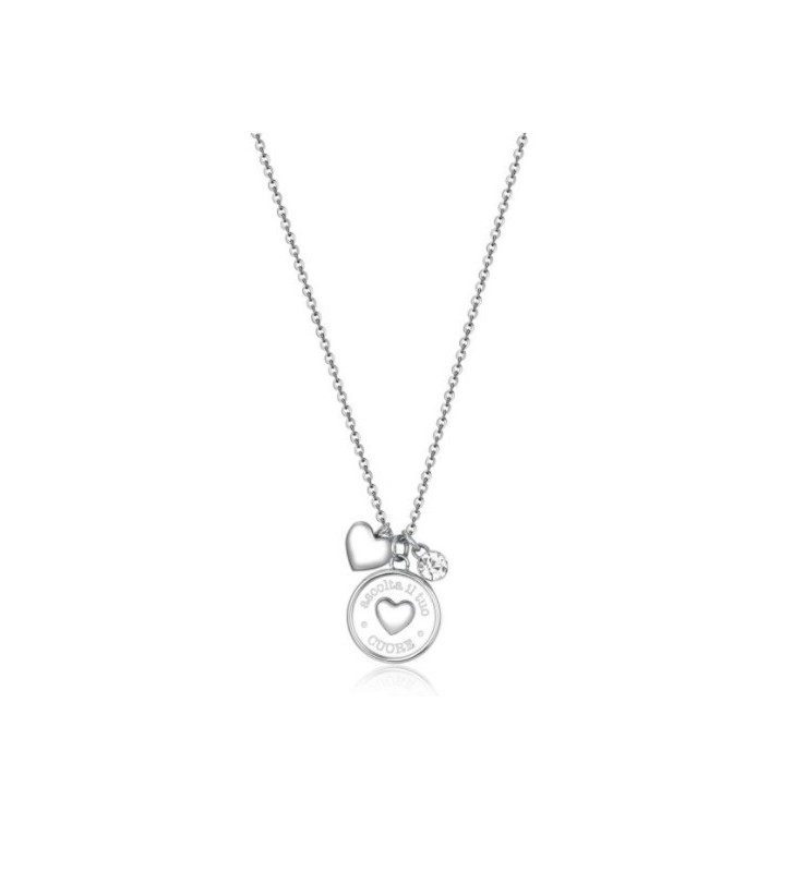 Necklace SECTOR STRONG stainless steel - SAIJ09