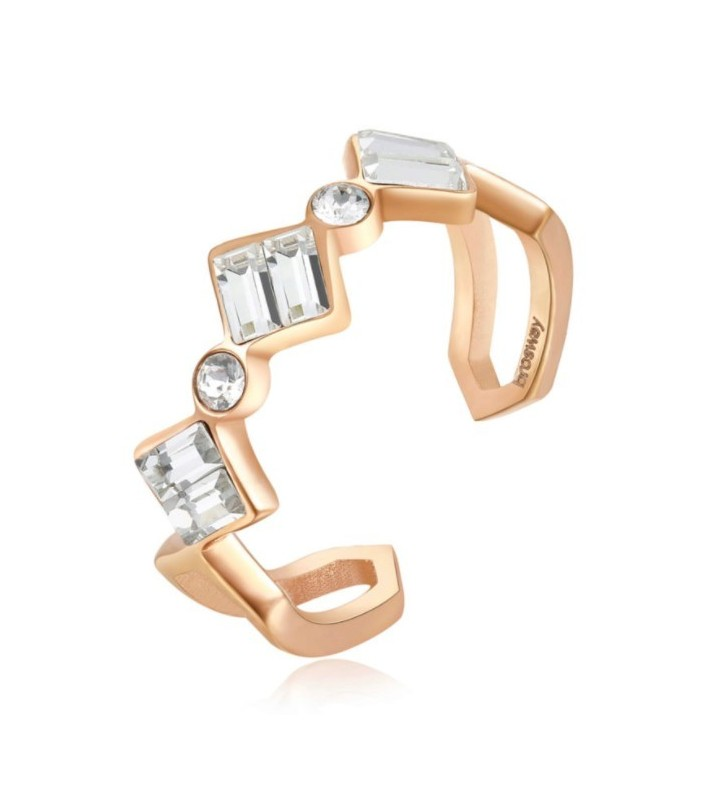 Bracciale KIDULT SPECIAL MOMENTS in acciaio 316L - 731035 pvd Rose Gold LAUREA