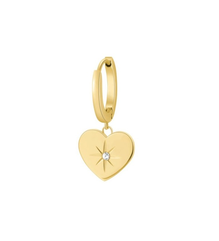 Necklace SECTOR ENERGY stainless steel - SAFT13