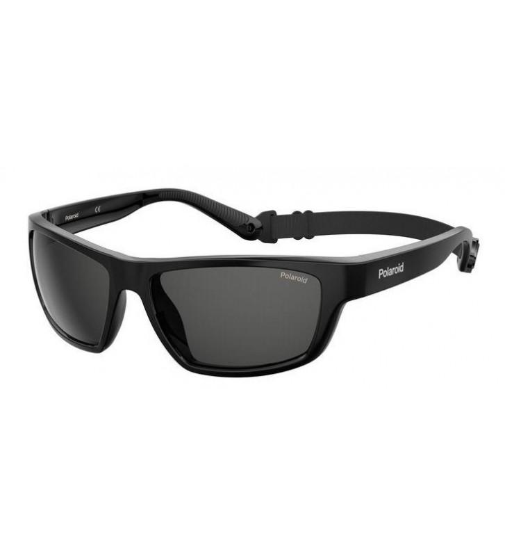 Occhiali da sole POLAROID polarizzati PLD7037/S 807 MPPS 60-16 Black