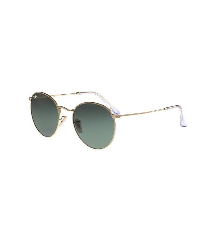 Occhiali sole Ray Ban Round Metal - RB3447 001 53 RAYBAN