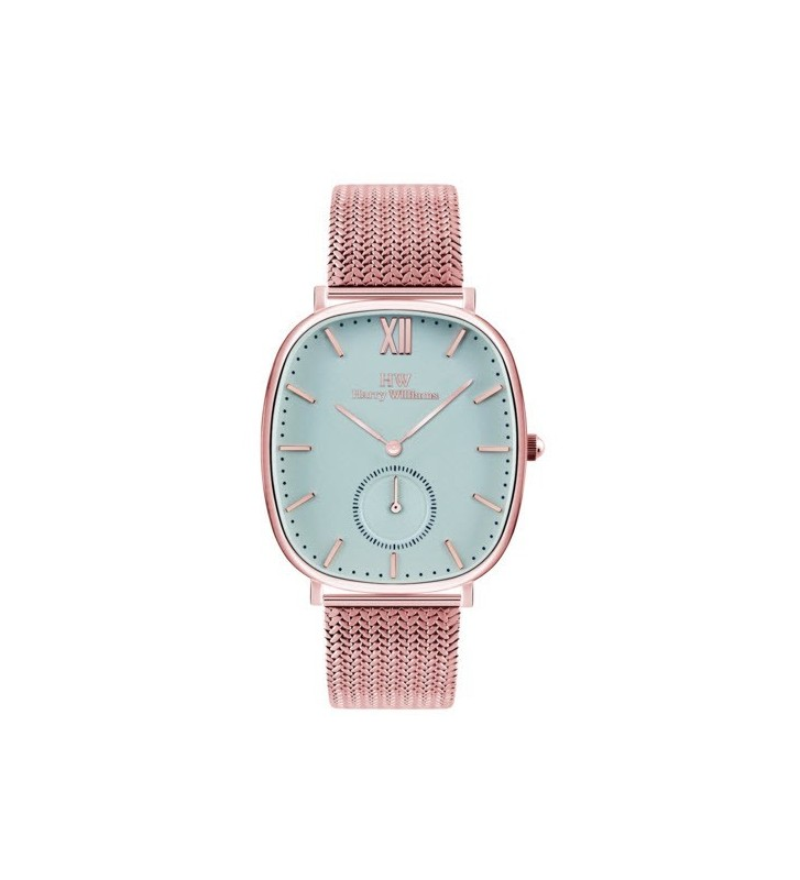 Orologio HW Lady Harry Williams Polished Stainless Steel - HW2435L/12M - RoseGold