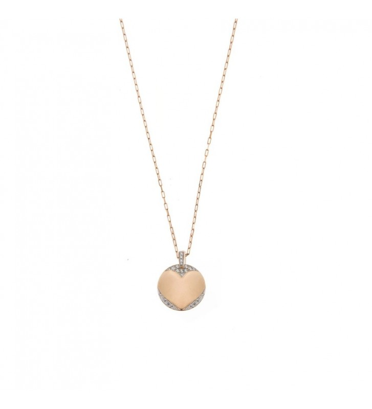Collana Rue des Mille Madly in Love GRZ-009 TD CUO Cuore