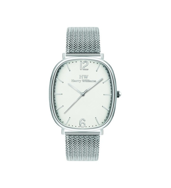 Orologio HW Gent Harry Williams Polished Stainless Steel - HW2261M/01M