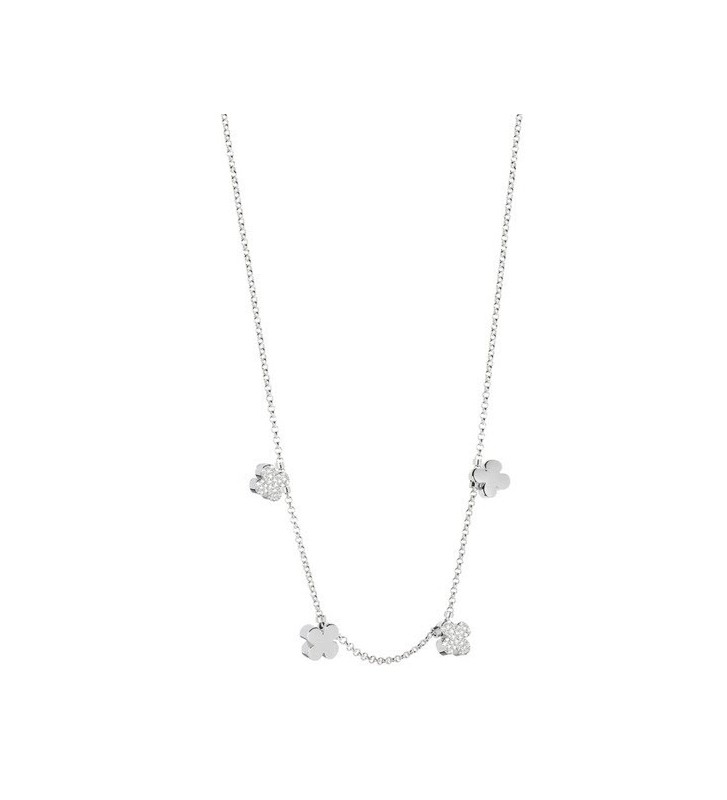 SALDI Collana JACK & CO. Jewelry DREAM collection in argento JCN0523