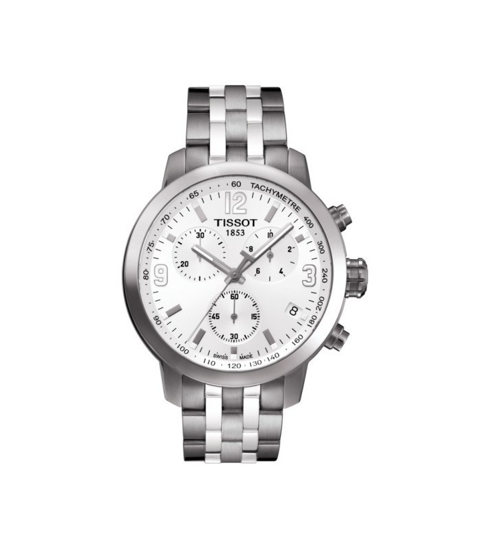 SALDI Orologio TISSOT PRC 200 Quartz Chronograph Gent in Acciaio - T0554171101700