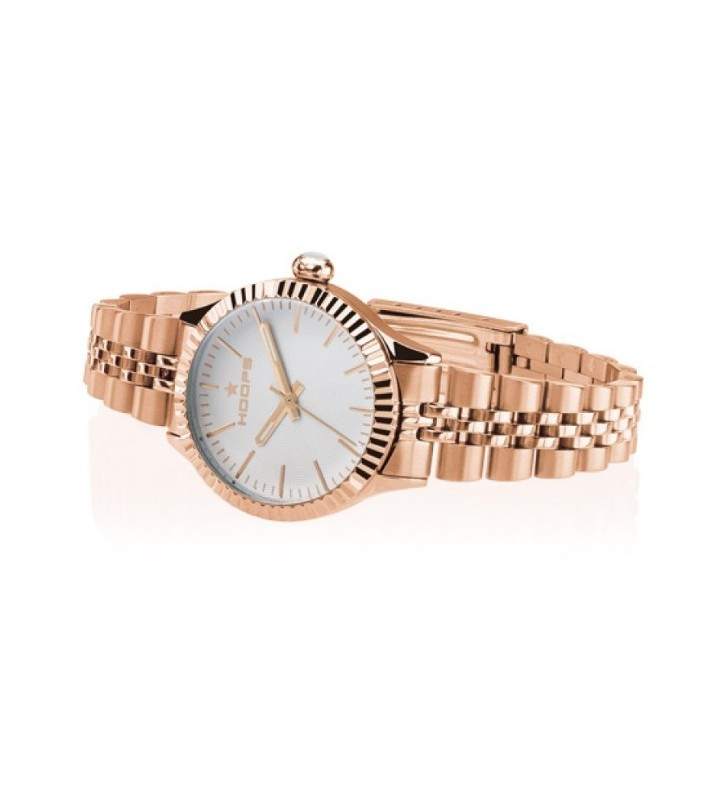 Orologio HOOPS LUXURY Gold Collection Bronze - 2560LG-08