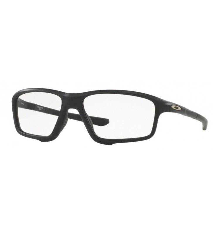 Occhiali da vista OAKLEY CROSSLINK ZERO 8076-07 56 Satin Black