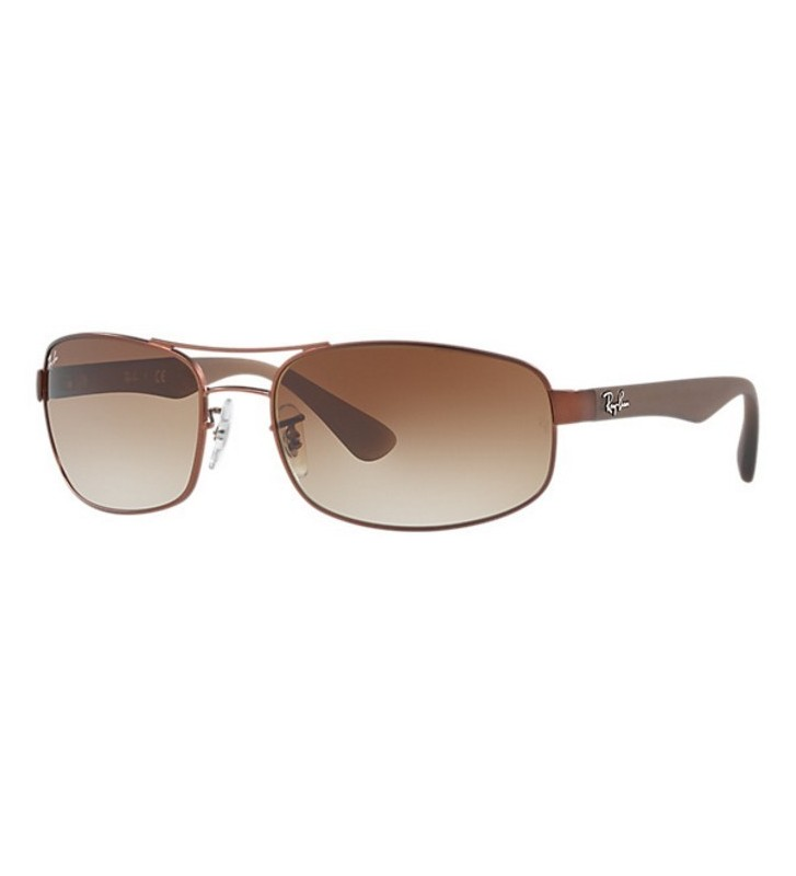 Occhiali sole Ray Ban RB3445 012/13 61 Brown - Brown Gradient