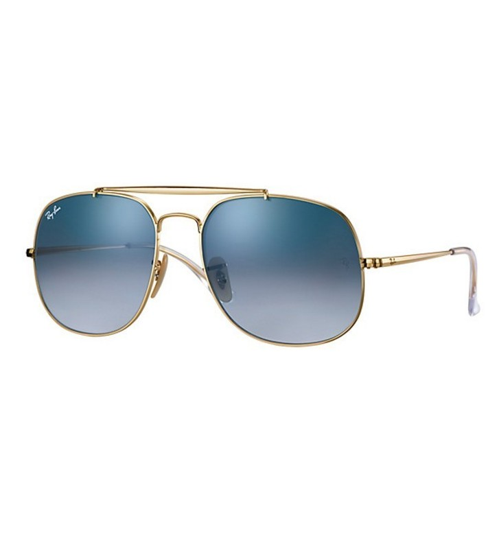 Occhiali sole Ray Ban THE GENERAL RB3561 001/3F 57