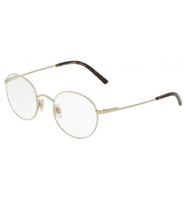 SALDI Occhiali da vista D&G Dolce e Gabbana DG1290 488 48-21 Pale Gold