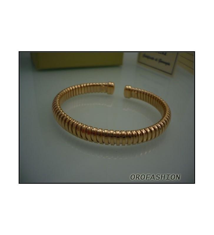 Bracciale in argento placcato oro MADE IN ITALY 30091112