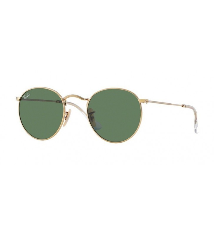 Occhiali sole Ray Ban Round Metal - RB3447 001 47 RAYBAN