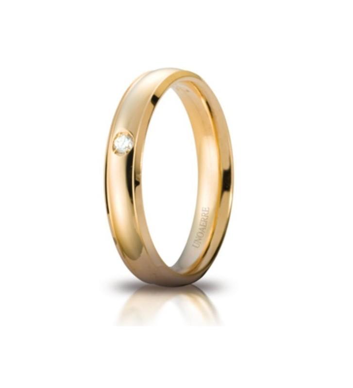 Anello in oro bianco diamanti e smeraldi Valore 1370 - 1609132