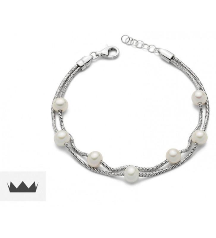 Collana COMETE GIOIELLI LOVE TAG in argento 925 e Zircone - GLA144