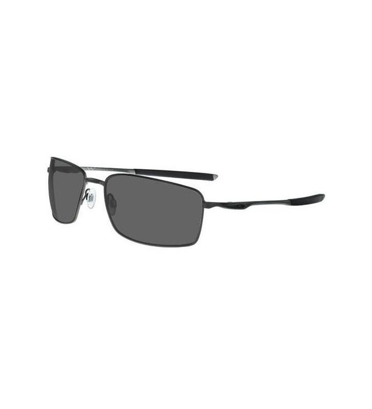 Occhiali da sole OAKLEY Square Wire - 4075-04 Polarized Carbon Grey