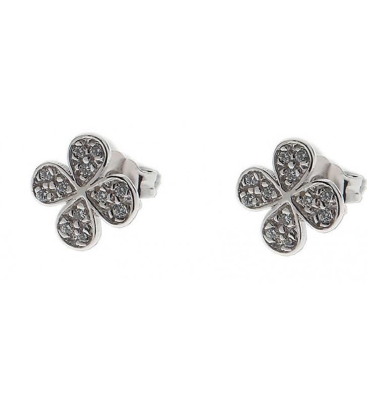 SALDI Orecchini JACK & CO. Jewelry in argento JCE0263
